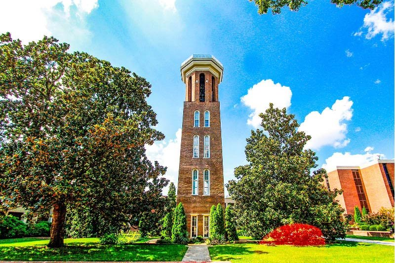 The Bellmont University Bell Tower