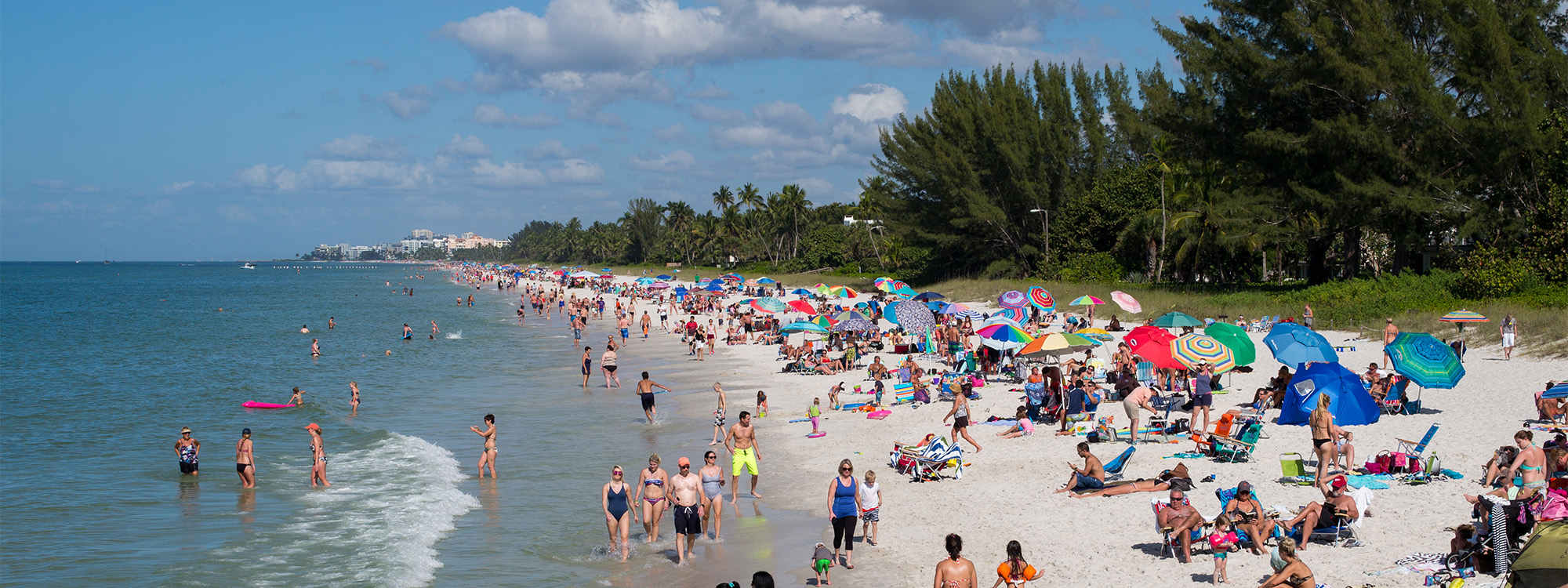 Naples, Florida, Beach