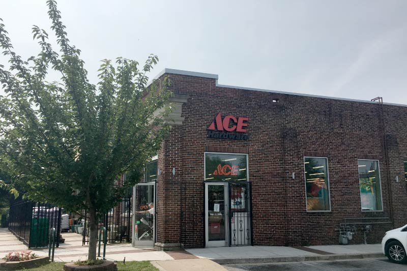 The Ace Hardware located in Waverly.