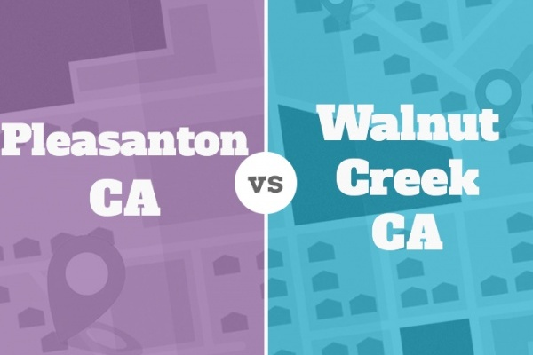 Title photo - Bay Area Showdown: Pleasanton vs. Walnut Creek