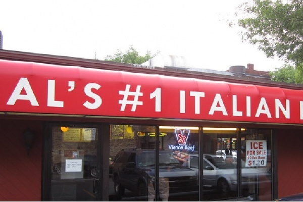 Al's #1 Italian Beef Little Italy/University Village
