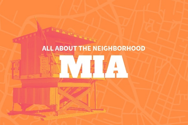 Miami Neighborhood Guide