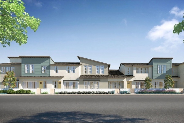 New Home Company's $350K Townhomes Coming to Rancho Mission Viejo