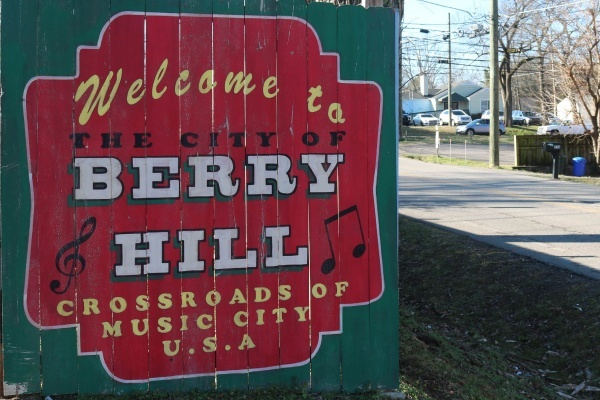 Title photo - Meet Berry Hill: Nashville's Quirkiest Neighborhood