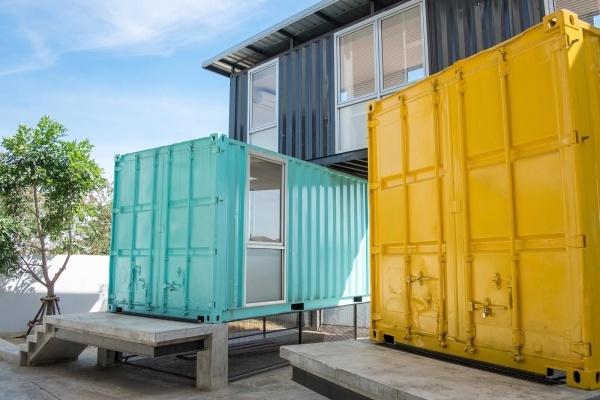 What Might Be Chicago's First Shipping Container Home is Planned for Englewood