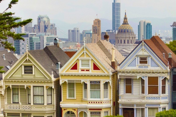 Why are there so few high-rises in San Francisco?