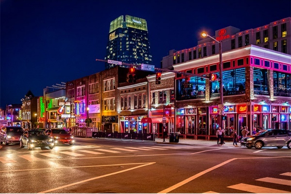 Downtown, Nashville, Tennessee