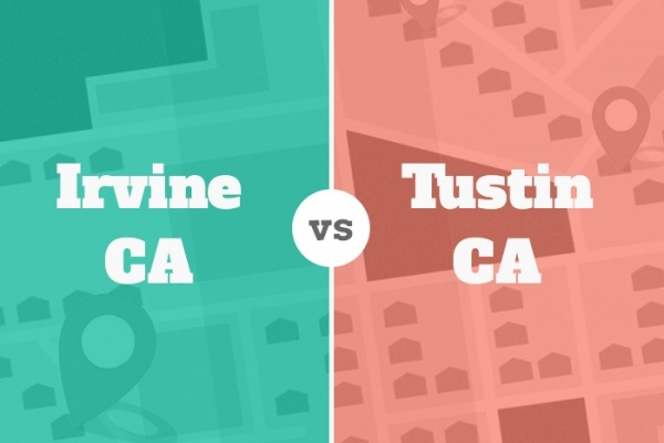 Title photo - Orange County Showdown: Irvine vs. Tustin