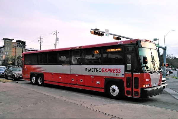 Austin, Texas, Bus, Transportation, CapMetro