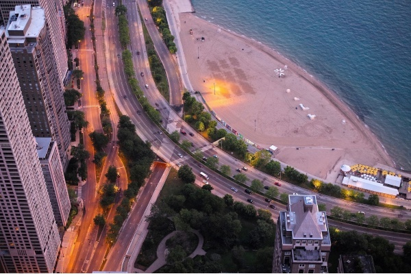 Latest Plans for Lake Shore Drive Makeover Nix $4B Tunnel