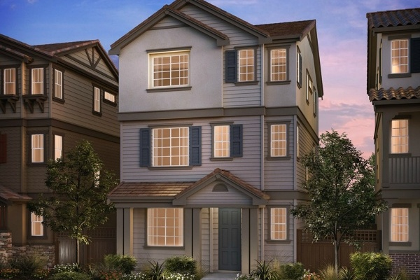 KB Home's Compass in Hayward Offering New Houses for $700K