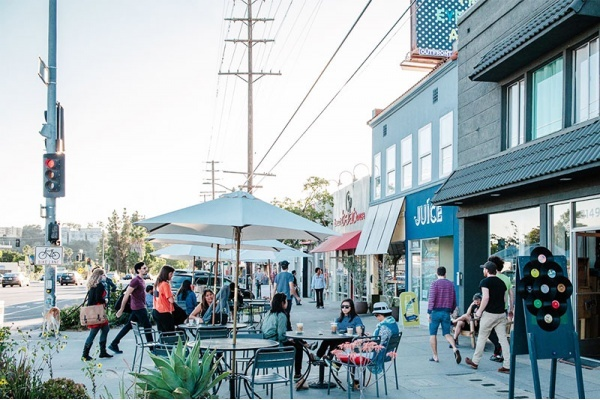 5 LA Neighborhoods Where You Can Avoid Tourists