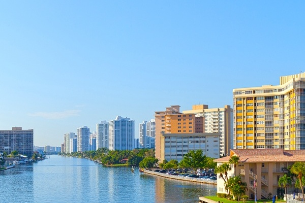 Hallandale Beach Is No Longer Just a Retirement Community