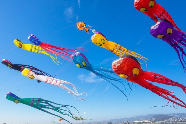 Go Fly a Kite Above These Bay Area Neighborhoods