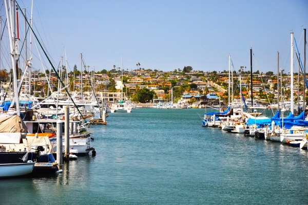 Garrison Landing Luxury Townhomes Now Available in San Diego's Point Loma