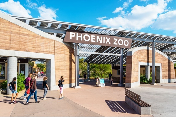 Title photo - The Best Phoenix Neighborhoods with Family-friendly Attractions