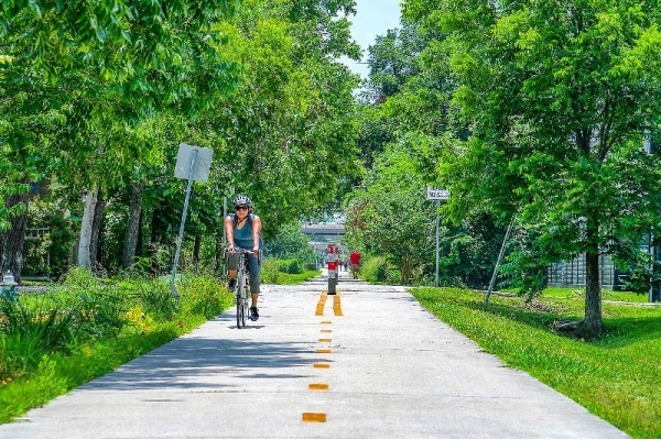 5 of the Best Houston Neighborhoods for Going Carless