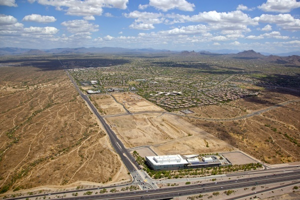 Future North Scottsdale Subdivision Gains Approval to Increase Density