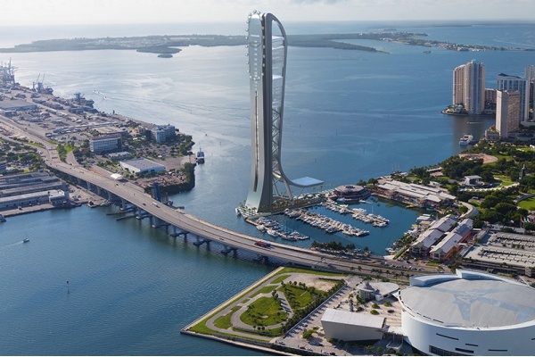 SkyRise Miami Vertical Amusement Park to Begin Construction in Spring 2018