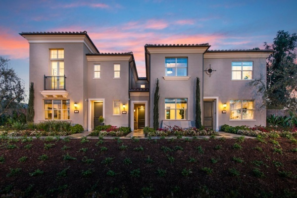 High-End Luxury Homes Coming to Eastwood Village in Irvine Ranch