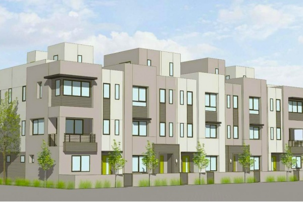 Fresh Renderings Released for Upcoming Toluca Lake Small-Lot Homes