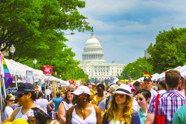 A Guide to Washington DC Street Festivals for 2018