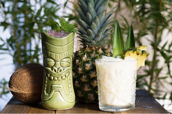 4 Neighborhood Tiki Bars in San Diego