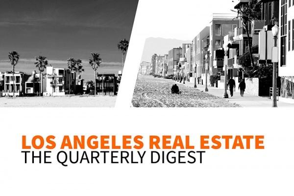 Los Angeles Real Estate: The November Digest