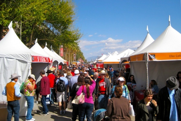A First-Timer's Guide to the Tucson Festival of Books