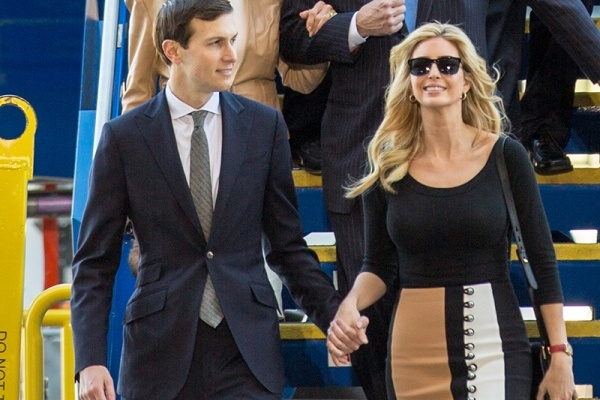 What D.C. neighborhood will Ivanka Trump and Jared Kushner choose for their next home?