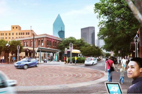 Title photo - The Dallas Innovation District is Bringing Smart Technology to Dallas