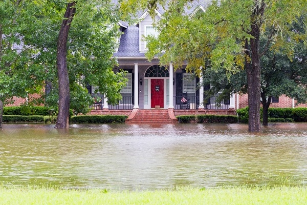 Residential Developments Within Houston's Flood Plains Face Threats