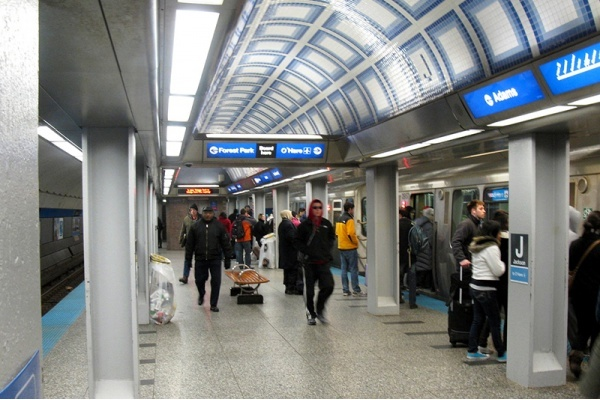 CTA Blue Line Sees Surge in Morning Rush Hour