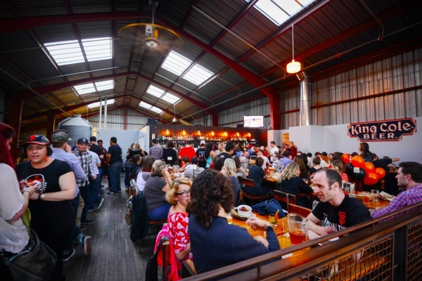 Title photo - San Francisco Neighborhoods With Great Breweries