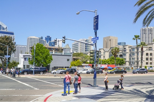 The 10 Most Dangerous Pedestrian Intersections in San Diego County