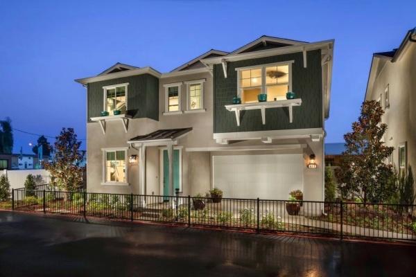 DeNova's New Townhome Community in Costa Mesa Nearly Complete