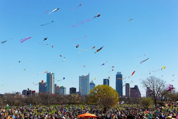 Go Fly A Kite at The ABC Kite Festival on March 4