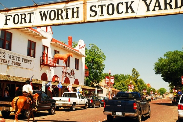 Places in Fort Worth Where You Can Still See the City's 'Old West' Roots