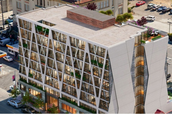 Trumark Sells Out Rowan in San Francisco's Mission District