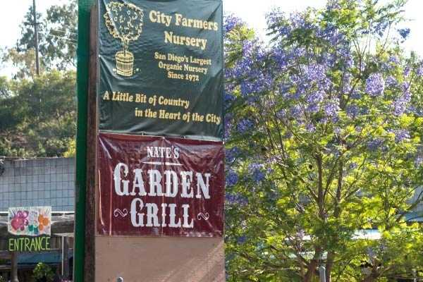 City Farmers Nursery and Nate's Garden Grill