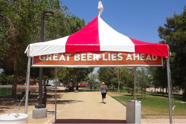 Title photo - First-Timer's Guide to the Great Vegas Festival of Beer