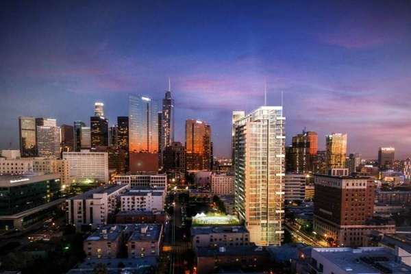 Proposed Lifan Tower Near Pico-Union Gets New Renderings