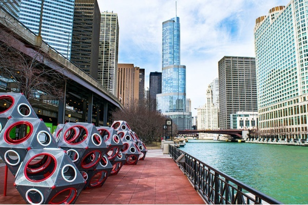 Get to Know the Neighborhoods on the Chicago River