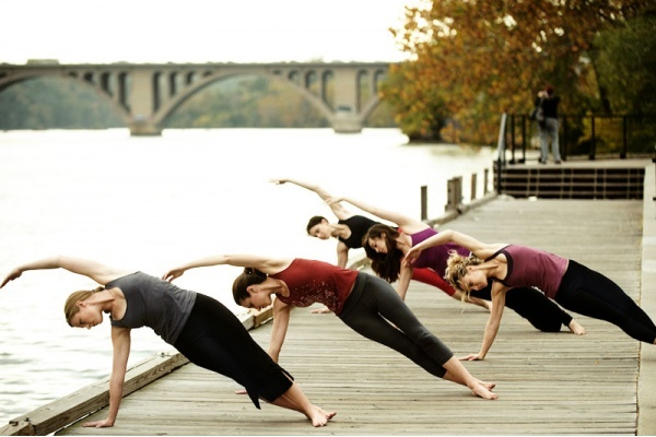 The Best D.C. Neighborhoods for Fitness