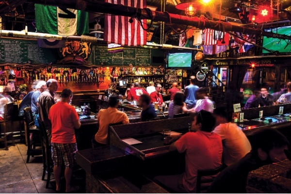 5 Great Soccer Pubs in Las Vegas