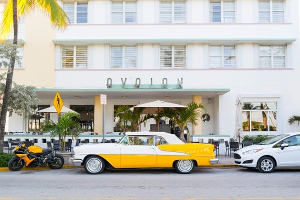 5 Buildings to See in South Beach During Art Deco Weekend