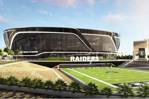 The Raiders Practice Facility is Making Waves in Henderson's Neighborhoods