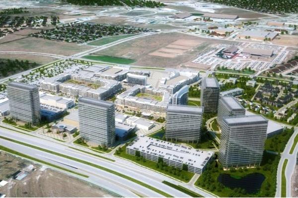 Unpaid Bills Delay Frisco's $2 Billion Wade Park Project