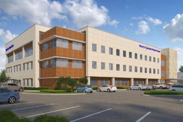 New $25 Million Medical Center Slated for Construction in North Garland