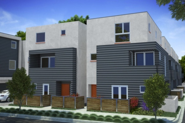 WCH Communities Constructing 16 Small-Lot Homes in Valley Village
